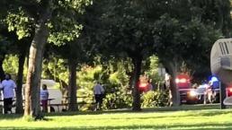 Investigan balacera cerca de escuela en Hayward