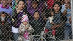 Manifestantes en San Francisco exigen cierres de centros de detención