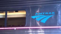 Muere menor en vías de tren Amtrak