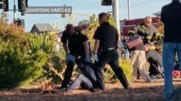 Nuevos detalles del sospechoso de arrollar a 8 en Sunnyvale