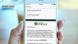 Policía implementa programa para contactar a víctimas