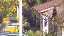California: rastrean residencia vinculada a sospechoso de tiroteo
