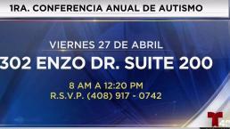 Realizan evento para padres con niños autistas en San José