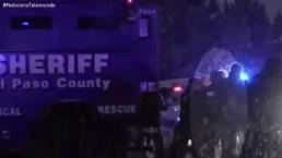 La policía investiga al sospechoso del tiroteo