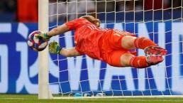 El atajadón de la Copa del Mundo Femenina