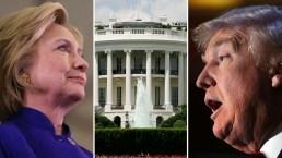 Sondeos: quién se muda a la Casa Blanca según el mapa electoral