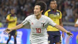 Nakajima adelanta a Japón pero no le alcanza para clasificar