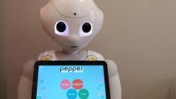 Increíble: el restaurante atendido por androides