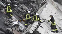 """Horror y muerte tras derrumbe de puente: """"Dios mío, Dios mío"""""""