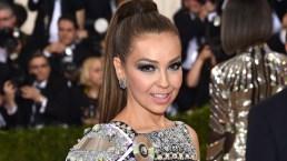 Thalía, ¿la más extravagante en la Met Gala?