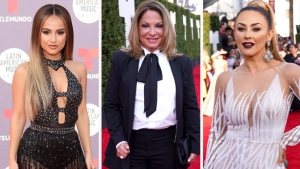Las estrellas llegan a la alfombra roja de los Latin American Music Awards