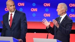 Atacan a Biden en debate por deportaciones de Obama