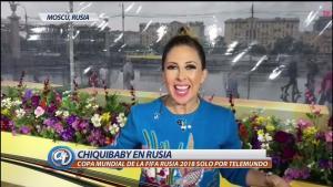 Chiquibaby en Rusia
