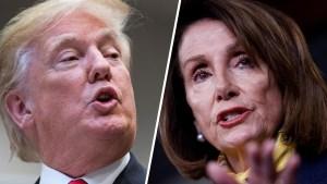 Trump: no será fácil llegar a acuerdo con demócratas