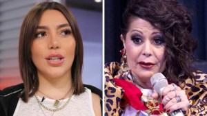 Frida Sofía y Alejandra Guzmán estrenan canciones el mismo día