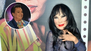 Lyn May: fui la primera mujer de Juan Gabriel