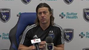'Con respecto al futbol soy bastante sentimental' dice Almeyda