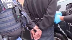 Detienen a migrante que dio declaraciones a la prensa