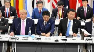 EEUU y China acuerdan reanudar negociaciones