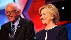 Bernie Sanders asegura que votará por Clinton