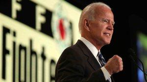 ¿Biden 2020? Desliz verbal causa revuelo en un evento