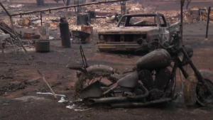 Aumenta a 42 cifra de muertos por incendio Camp