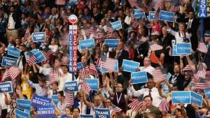Qué ocurre en la Convención Demócrata en Filadelfia