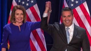 Demócratas vuelven a ser la mayoría en la Cámara Baja