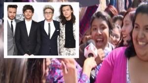 Frenesí en México por visita de One Direction