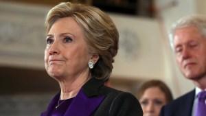 Clinton descarta postularse otra vez a la presidencia