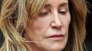 Famosa actriz de Hollywood en la cárcel: cómo pasa sus días