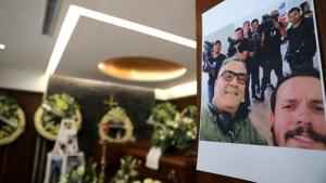 """Exigen justicia para colaborador de """"Roma"""" asesinado"""