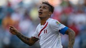 La selección de Perú pierde a su goleador histórico