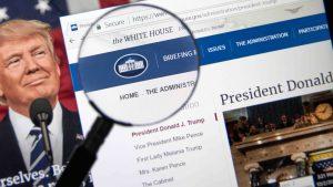 A un año, web de la Casa Blanca todavía no está en español