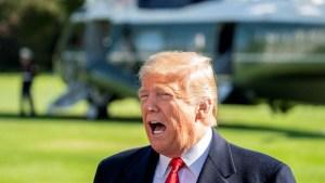 """Trump aclara que es un """"nacionalista"""" pero no """"blanco"""""""