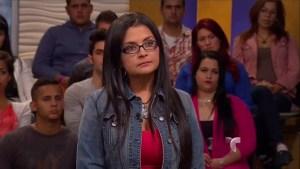 Caso Cerrado: Mi mamá me hace 'bullying'-Demandada