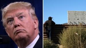 """Fondos para seguridad fronteriza, sin la palabra """"muro"""""""