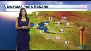 Pronóstico del tiempo Área de la Bahía