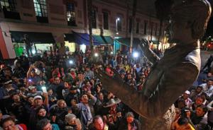Juan Gabriel es homenajeado en México y Estados Unidos