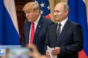 """""""Sin limar asperezas"""" Putin y Trump fijan reunión"""