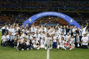 El Real Madrid es campeón de Europa por undécima vez