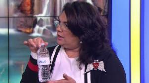 Usar el agua para sanar