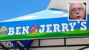 Ben & Jerry's crea helado inspirado en Bernie Sanders