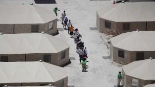 Informe: EEUU separó a más niños de lo que se pensaba