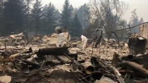 Remoción de escombros tras incendios costará millones