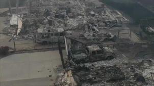 Gobernador revela informe sobre incendios forestales en CA
