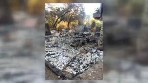 Familias hispanas luchan por recuperarse tras incendios
