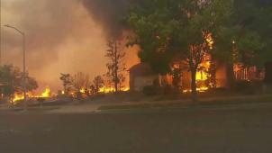 Cableado eléctrico causó incendios al norte de la Bahía