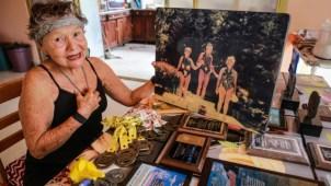 """""""Sirena de Acapulco"""": con 82 años, tiene todos los récords"""