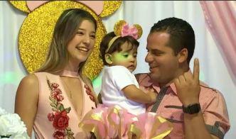Valeria, recordada por su custodia, cumple 1 año